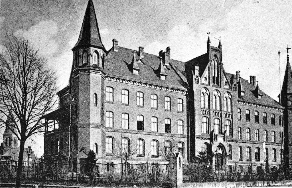 Kornmessersches Waisenhaus