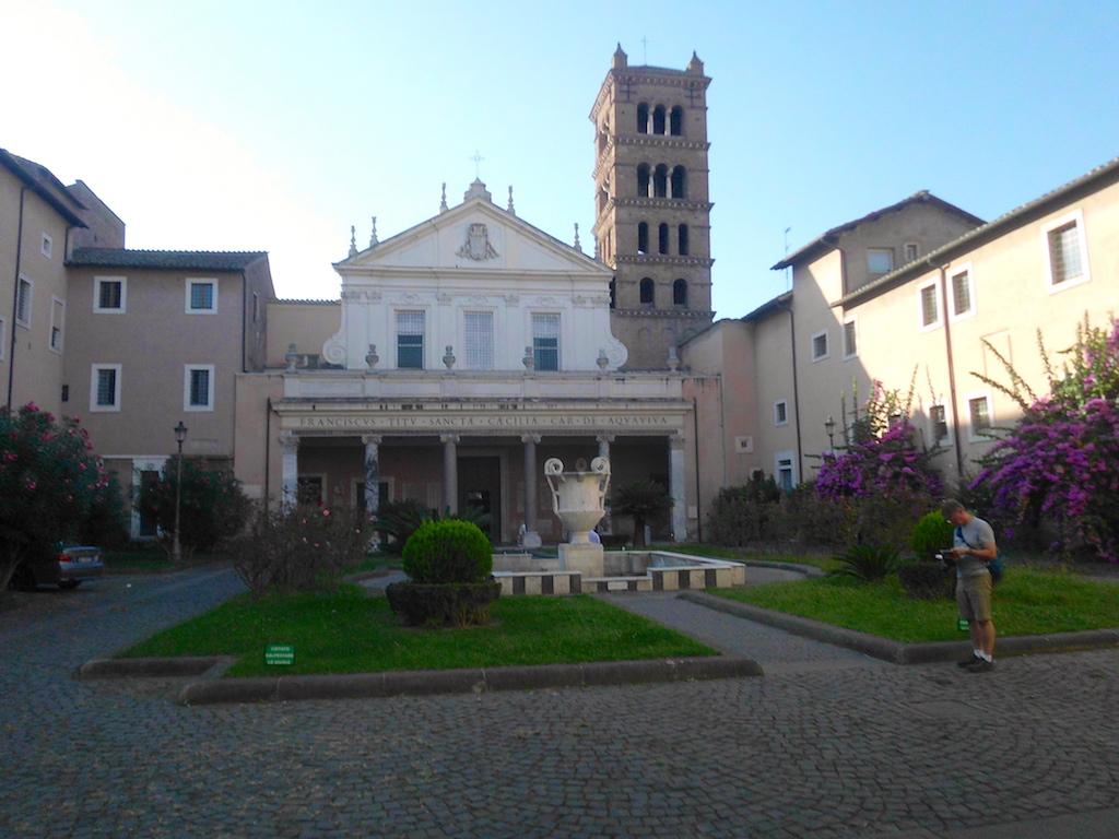 Trastevere S. Cecilia