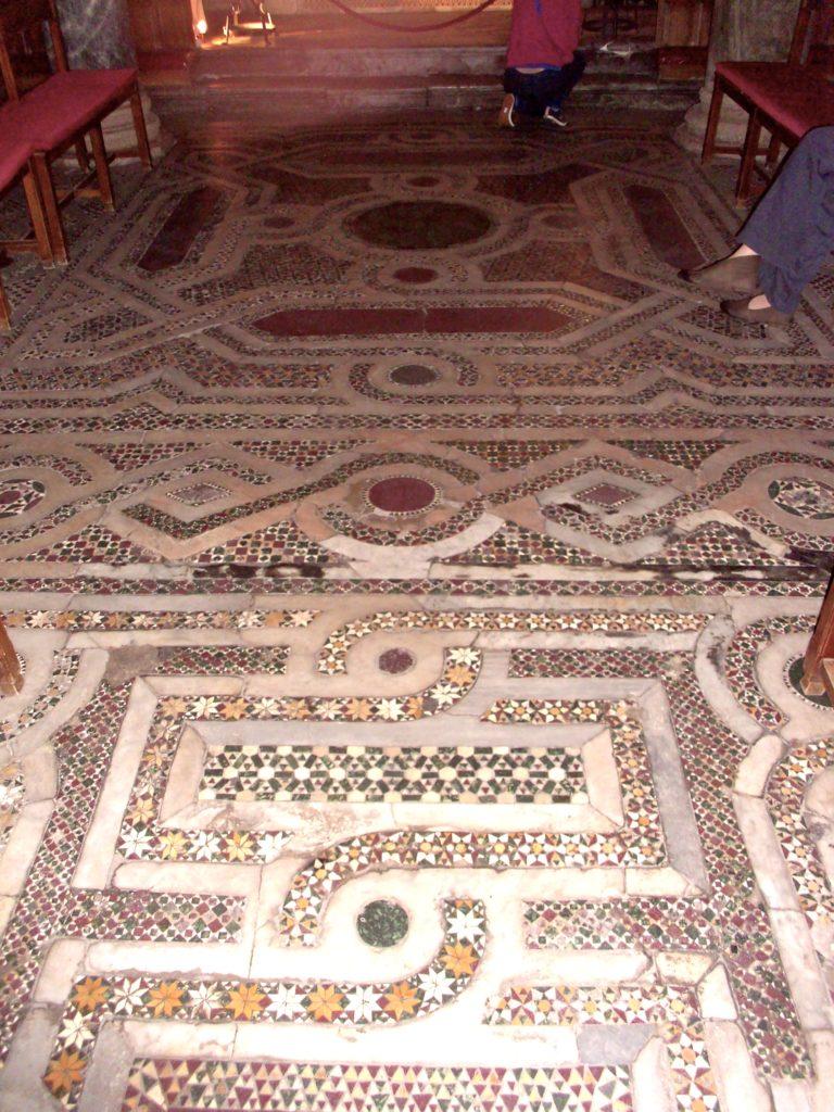 Palermo S. Cataldo Mosaik