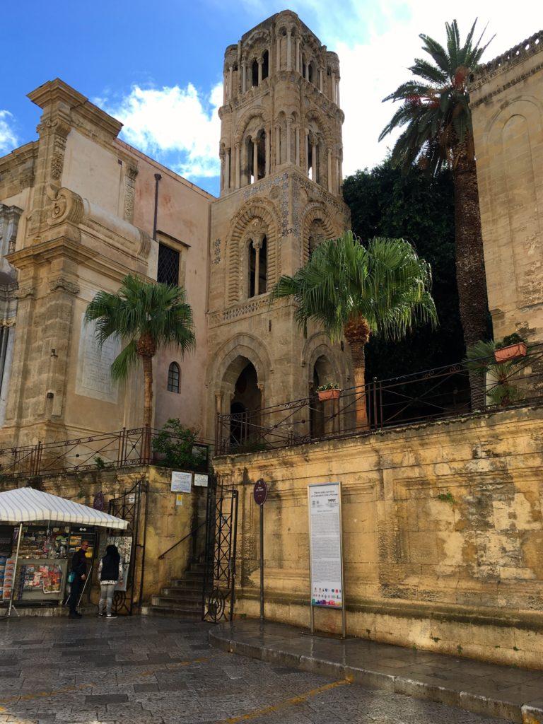 Palermo Martorana Turm