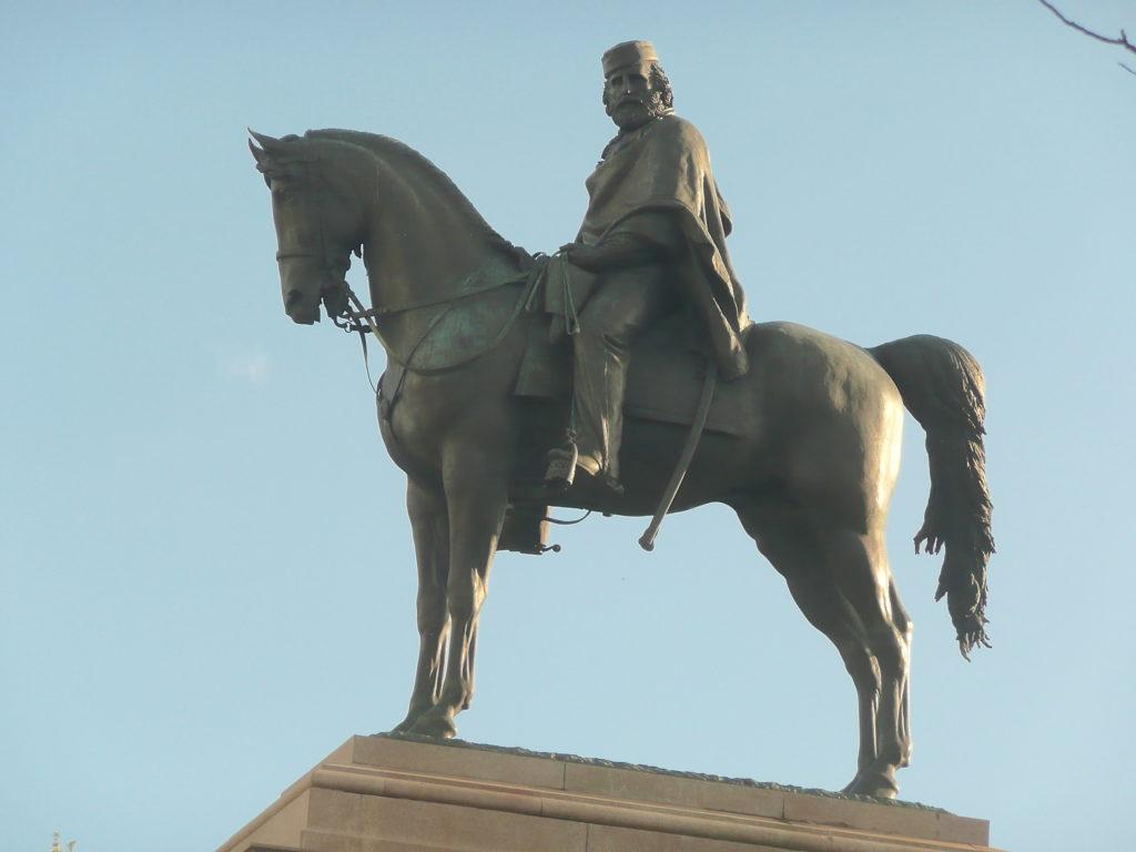 Gianicolo Garibaldi