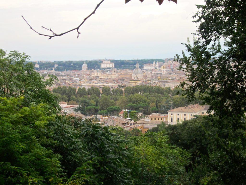Panorama Gianicolo A