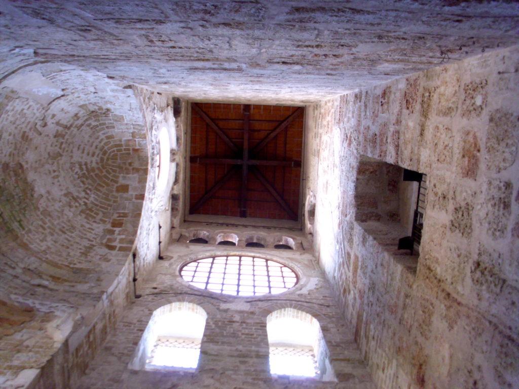 Palermo Kathedrale Laufgang