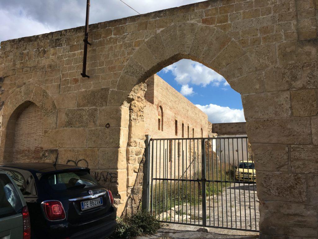 Palermo Maredolce Portal