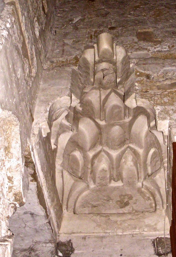 Palermo Kathedrale Muqarnas