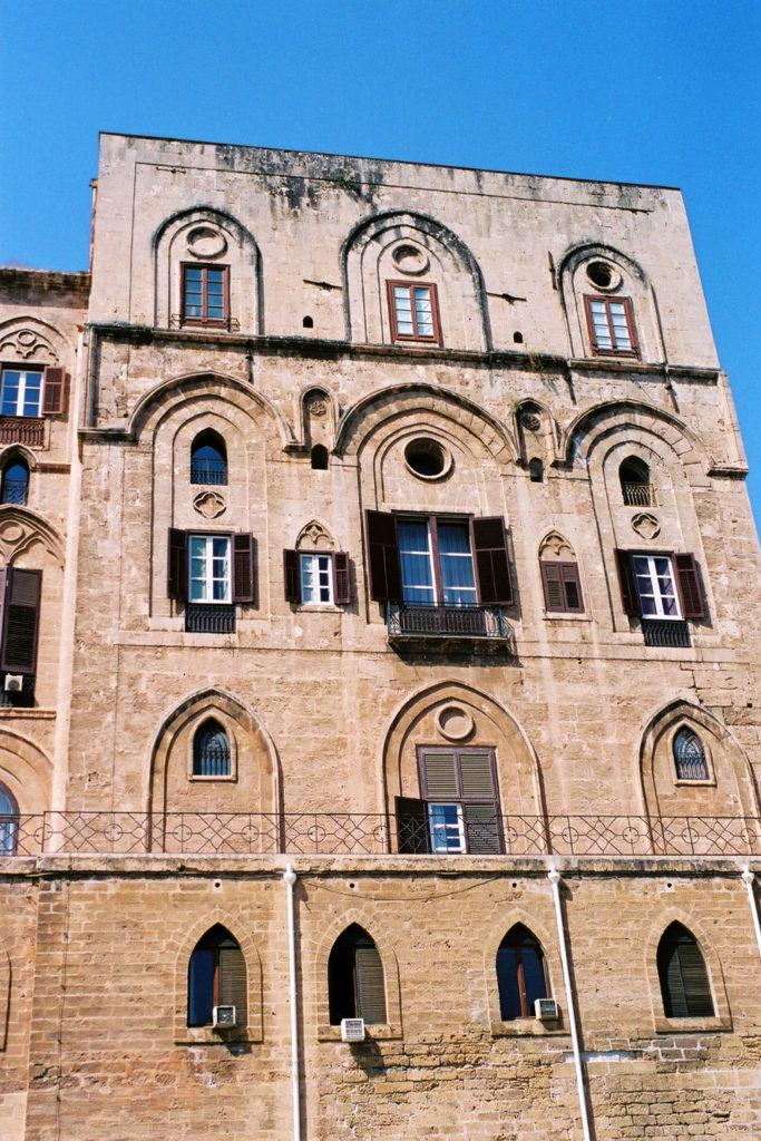 Palermo Normannenpalast