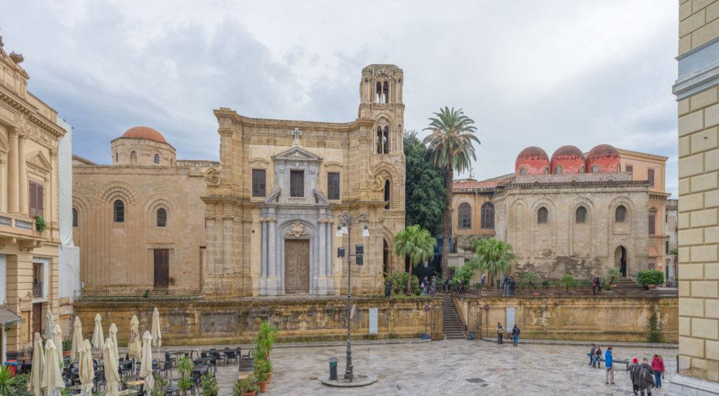 Palermo Piazza Bellini