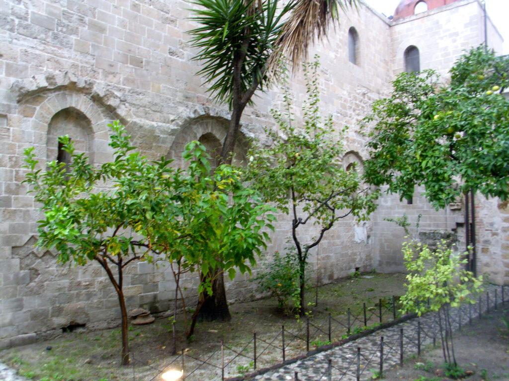 Palermo Eremiti Moschee