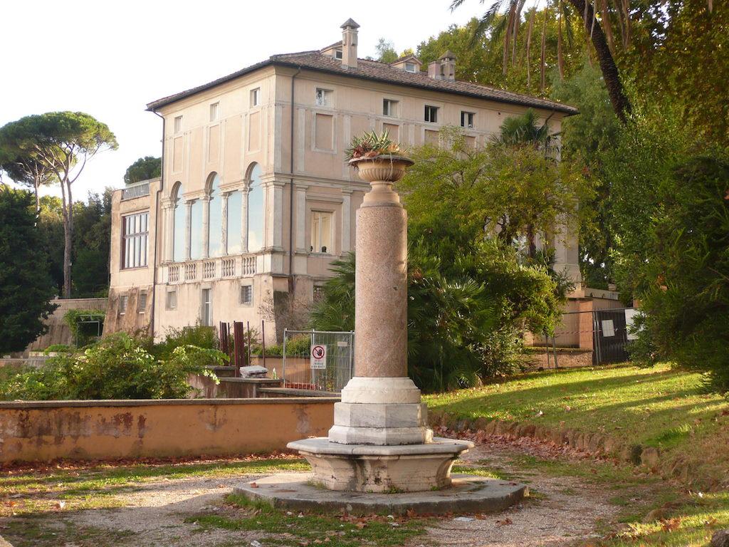 Trastevere Gianicolo Villa Lante