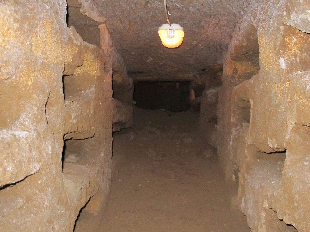 Catacombe S. Pancrazio