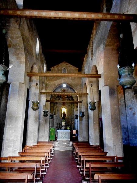 Palermo Lebbrosi Inneres