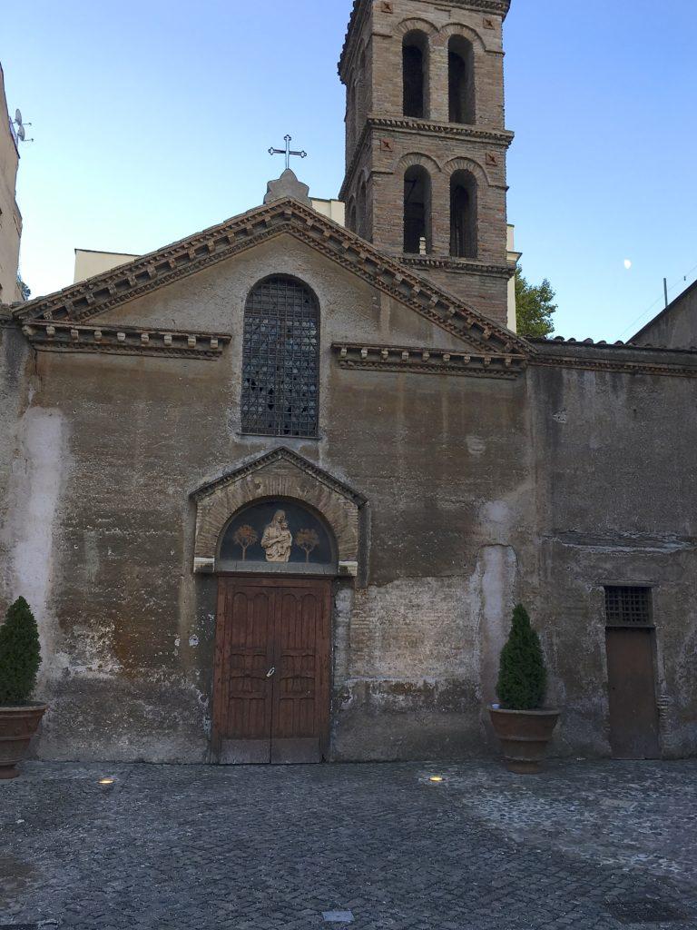 Trastevere, S. Maria in Cappella