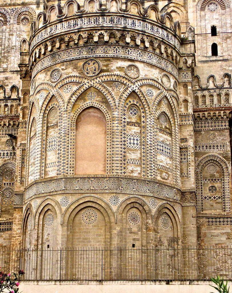 Palermo Kathedrale Apsis