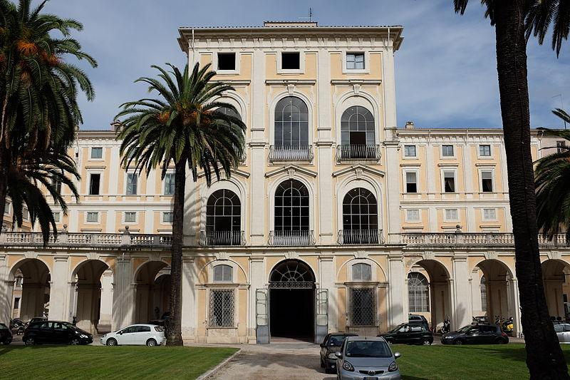 Trastevere Palazzo Corsini
