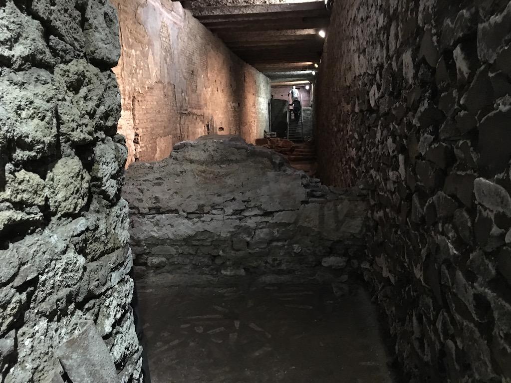 Trastevere S. Crisogono Scavi