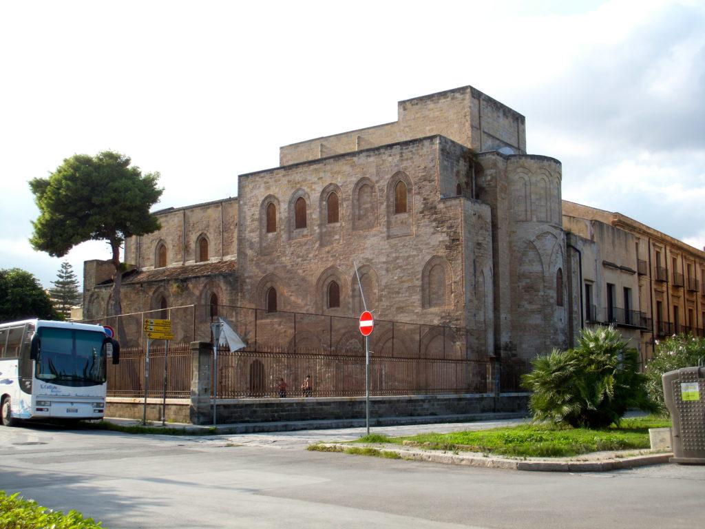 Palermo Magione Ostseite