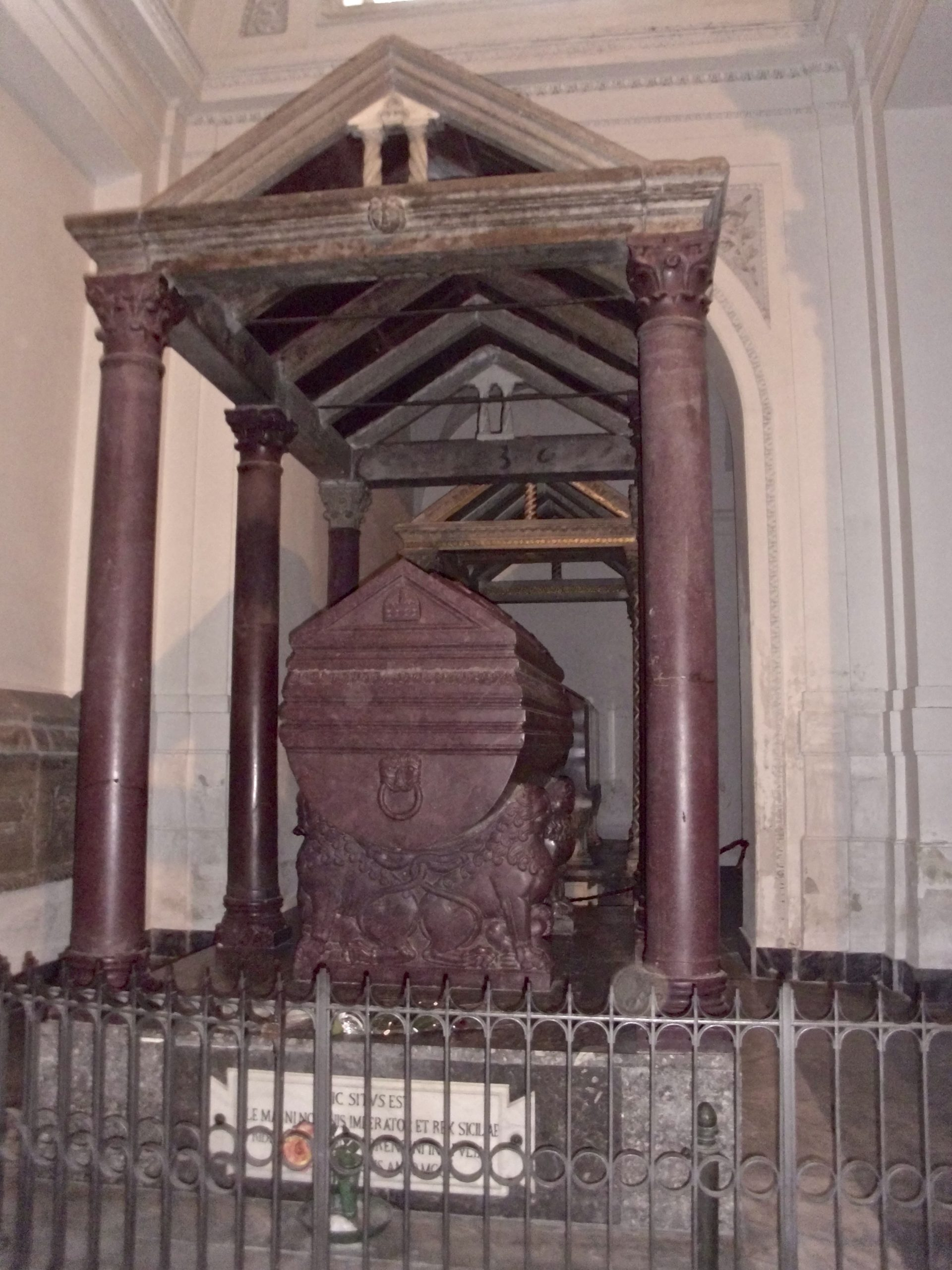 Palermo Kathedrale Friedrich II