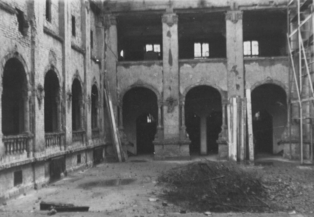 Ruine Luisenschule
