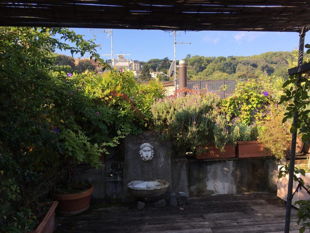 Panorama Trastevere