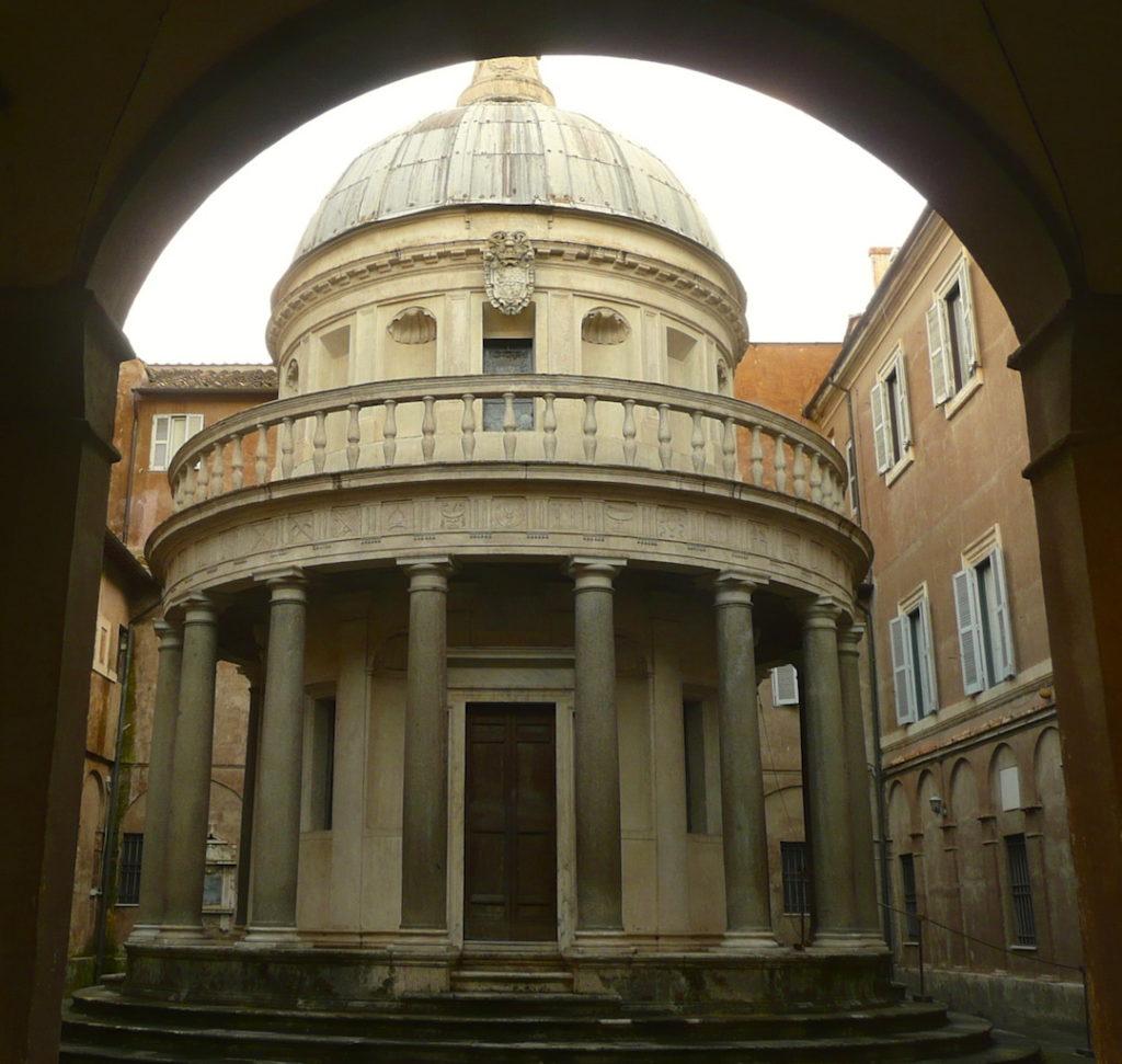Trastevere S: Pietro in Montorio
