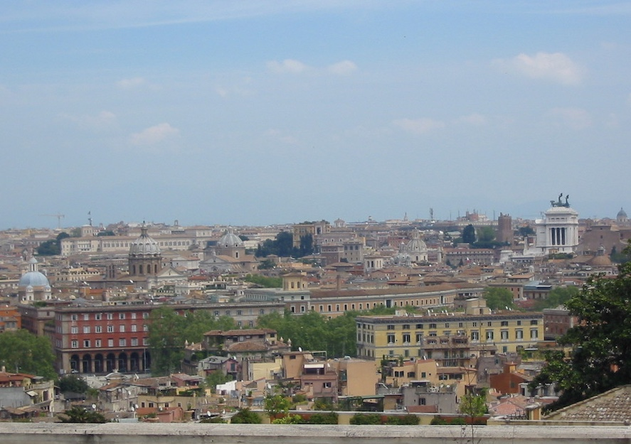 Panorama Gianicolo