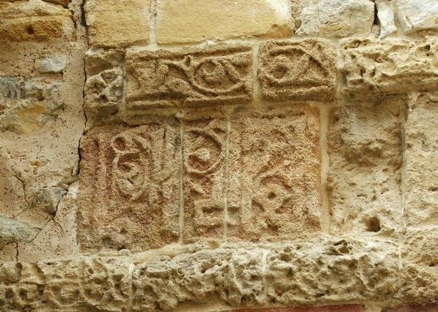 Cefalá Diana Inschrift