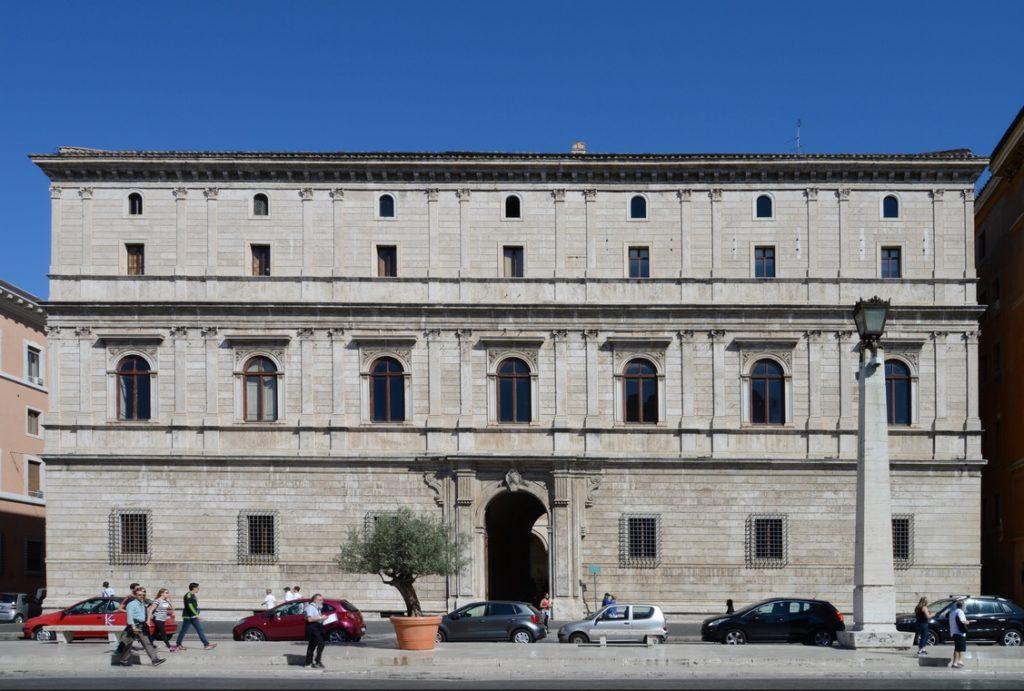 Rom Palazzo Torlonia
