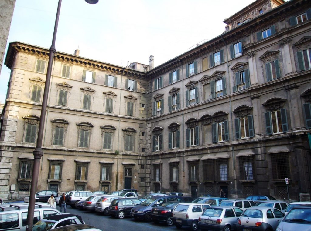 Rom Palazzo Doria