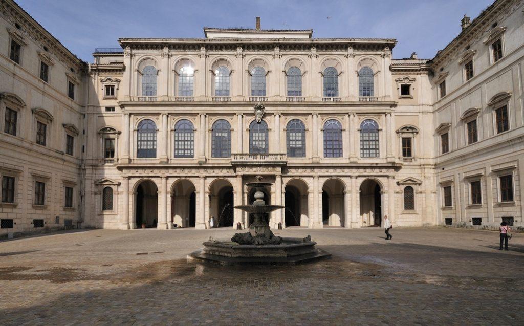 Rom Palazzo Barberini