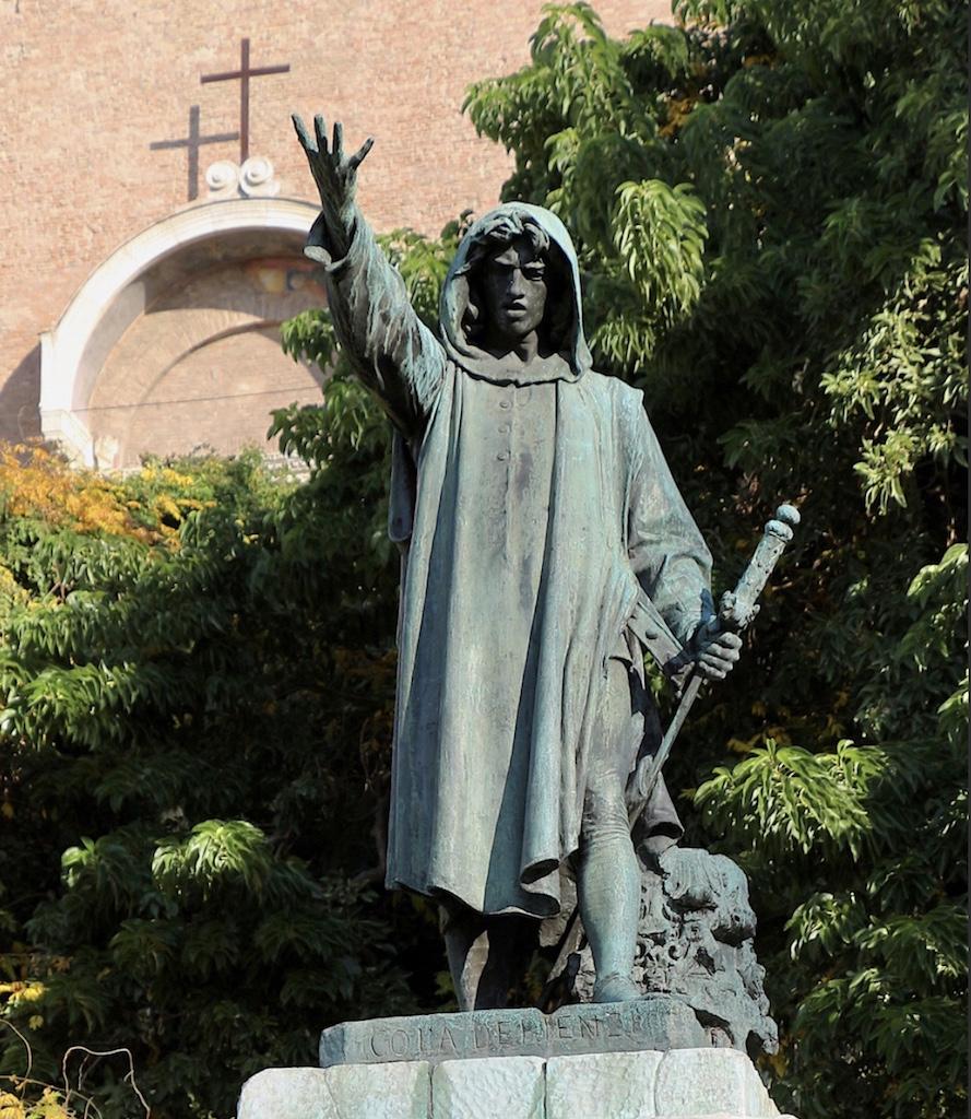 Rom Kapitol Rienzi