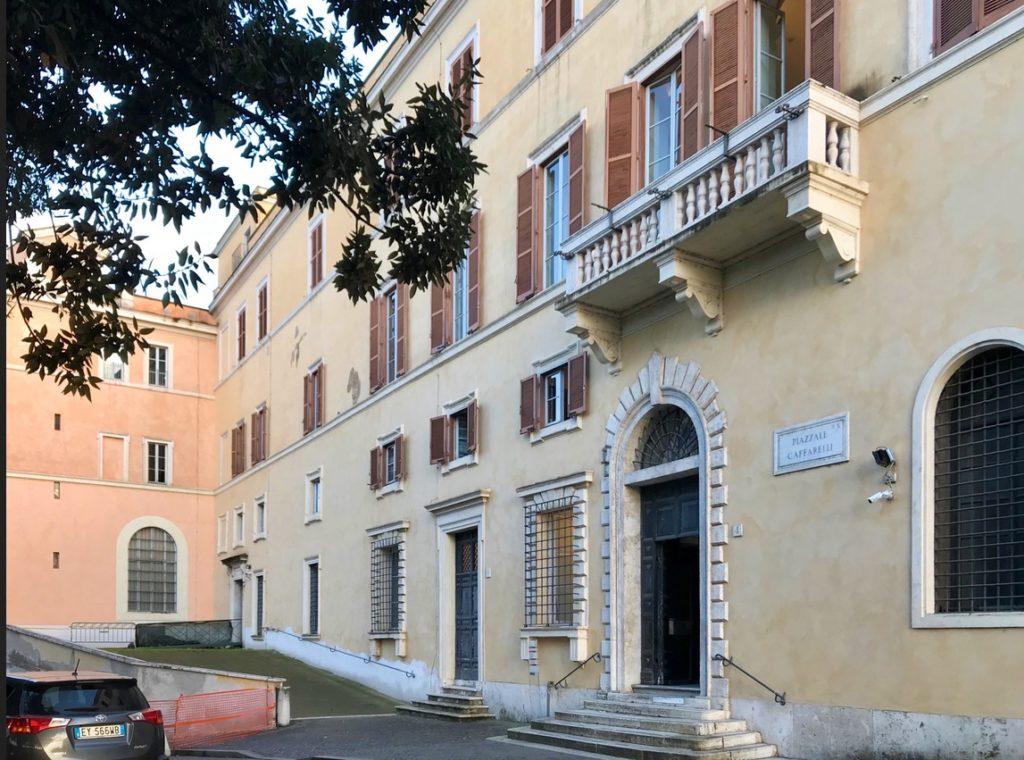 Rom Palazzo Caffarelli