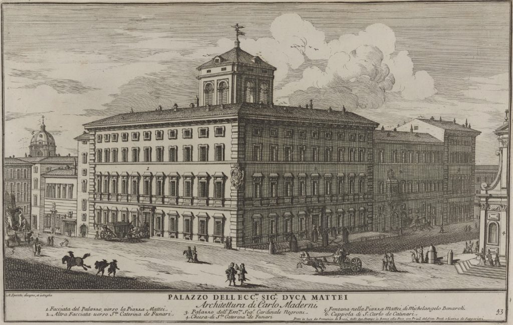 Palazzo Mattei Specchi