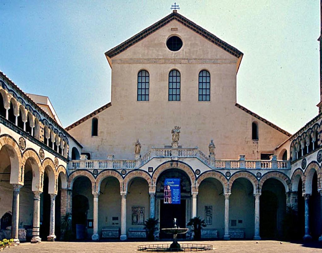 Salerno Innenhof