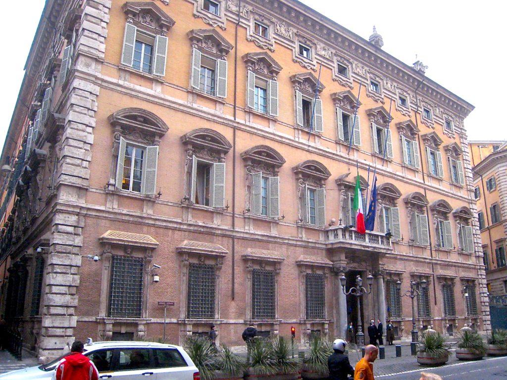 Rom Palazzo Madama
