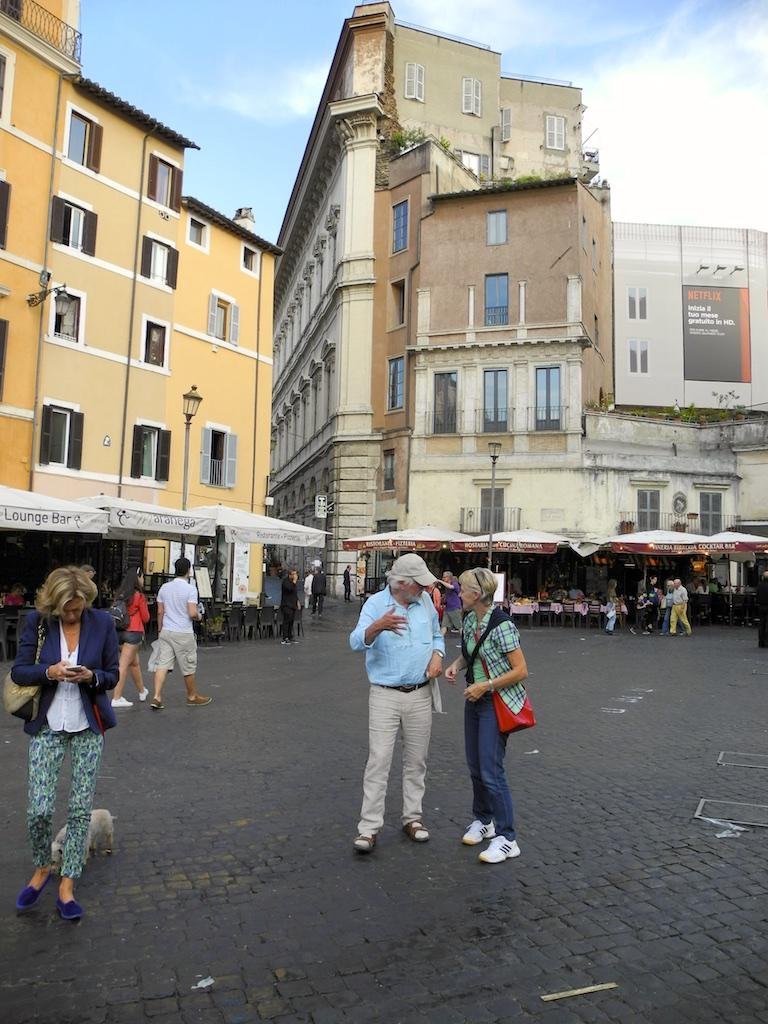 Rom Palazzo Pio