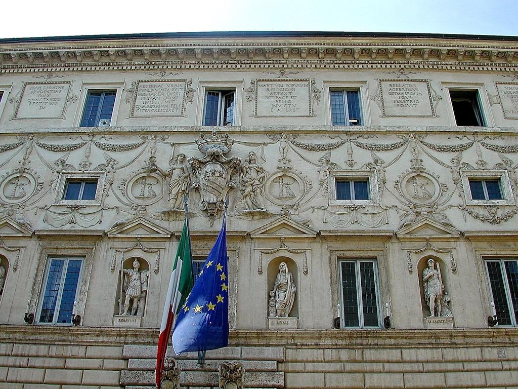 Rom Palazzo Spada