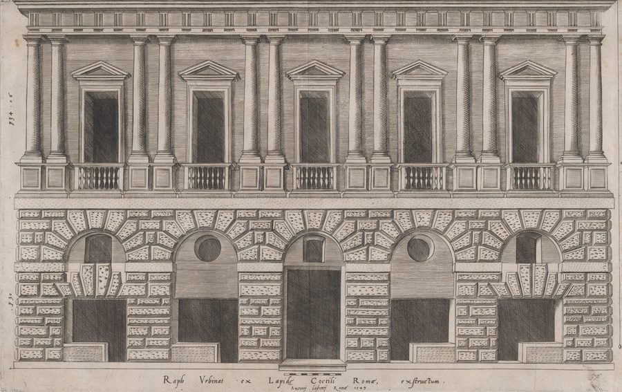 Rom Palazzo Caprini