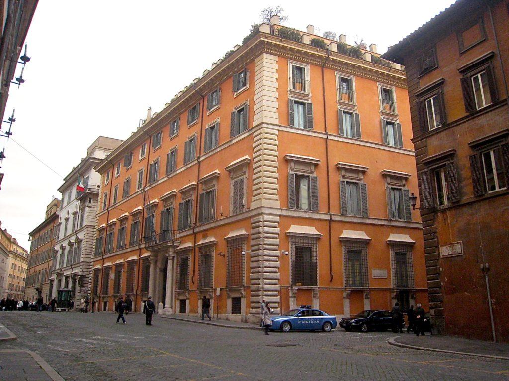 Rom Palazzo Giustiniani