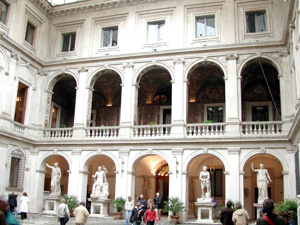 Rom Palazzo Altemps