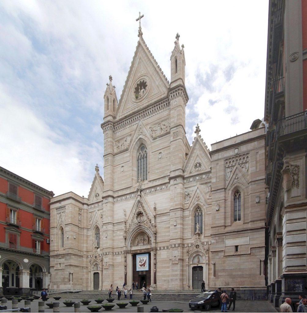 Napoli Duomo Esterno
