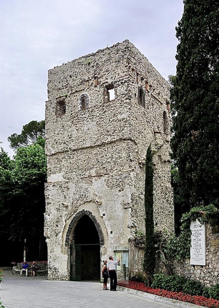 Ravello Rufolo Turm
