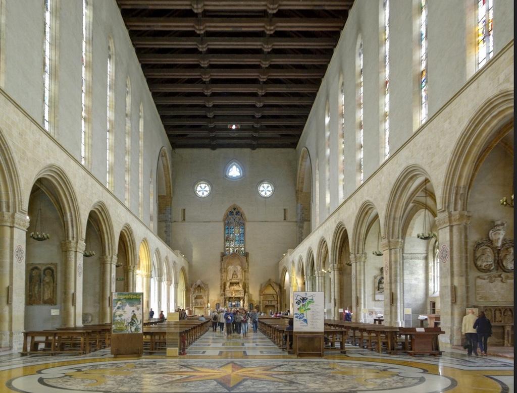 Santa Chiara Inneres