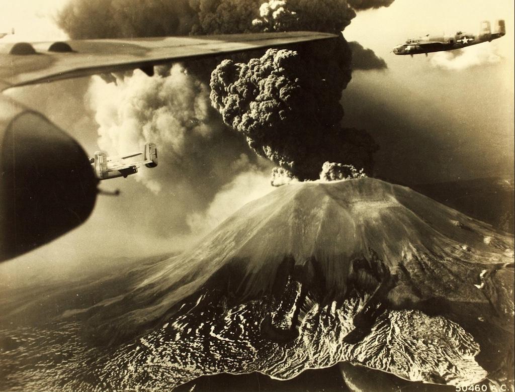Vesuv Bomber 1944