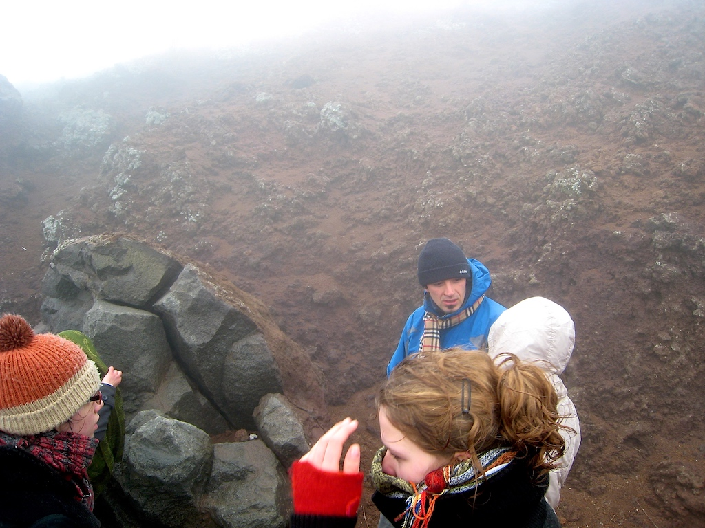 Vesuv Gipfel 2