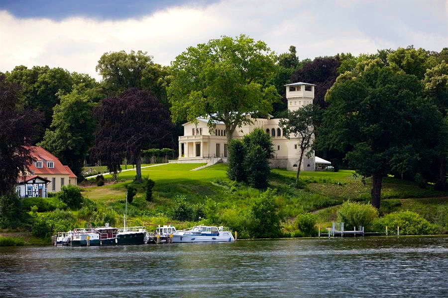 Villa Jacobs, Potsdam