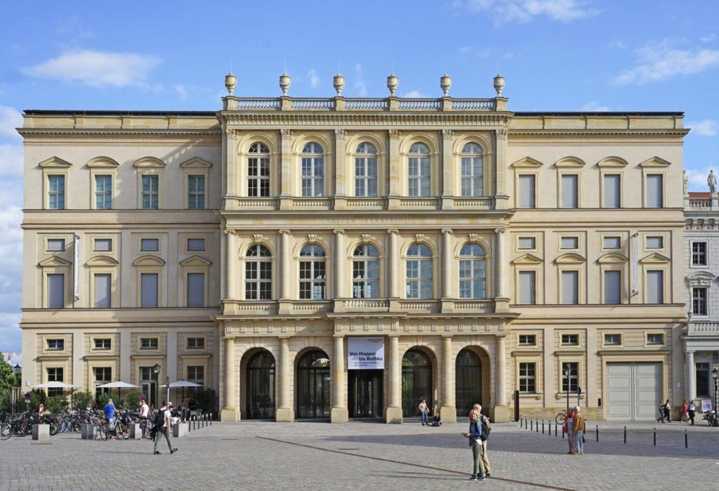Potsdam Palazzo Barberini