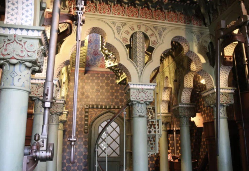 Moschee Inneres