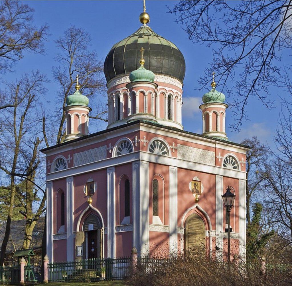 Potsdam Alexander Newskikapelle