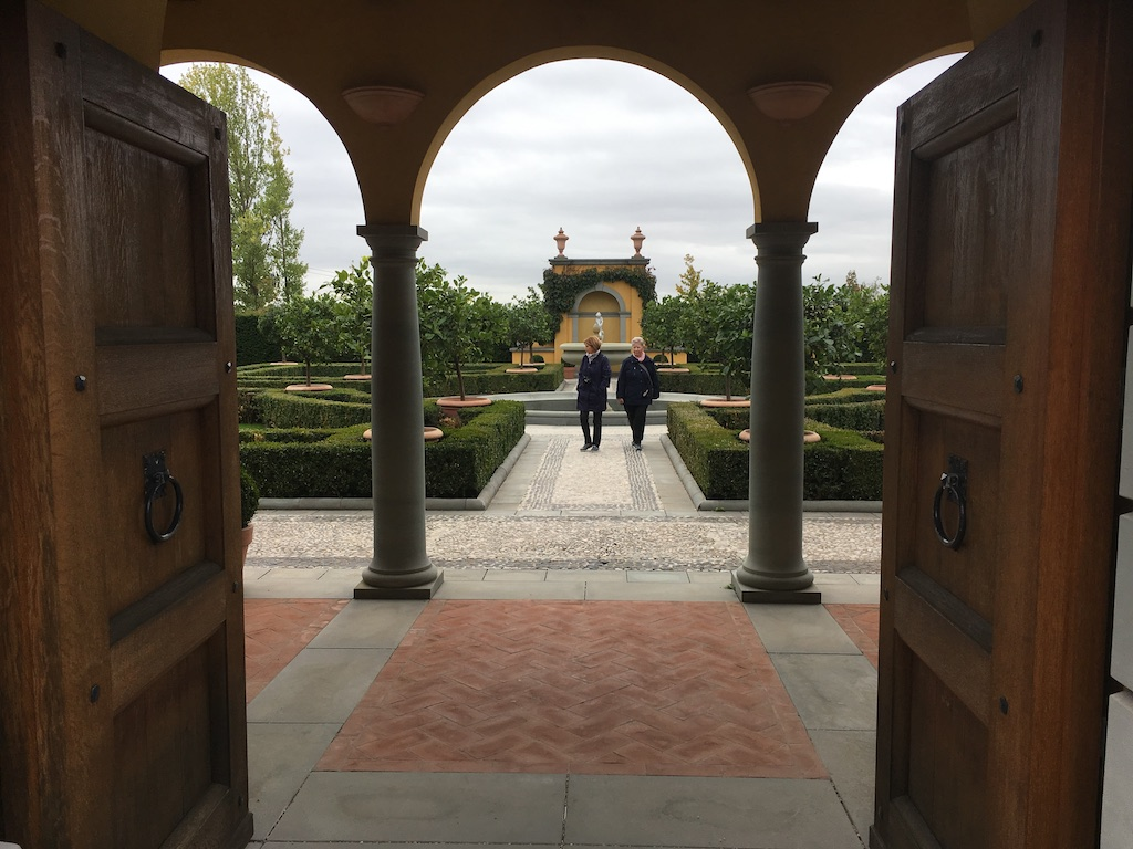 Italien: Bobolinagarten