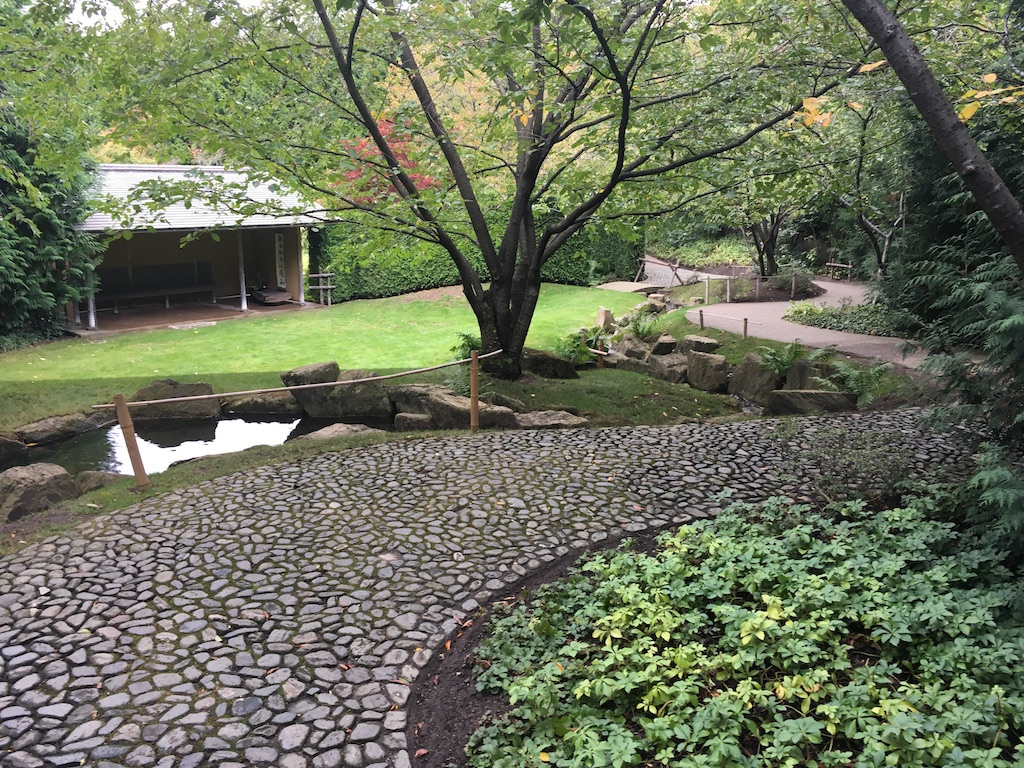 Marzahn, Japanischer Garten